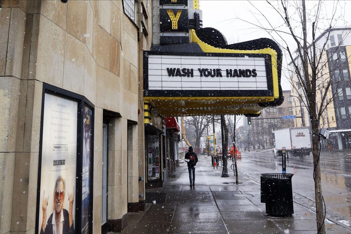 Varsity Theater in Minneapolis, Minnesota