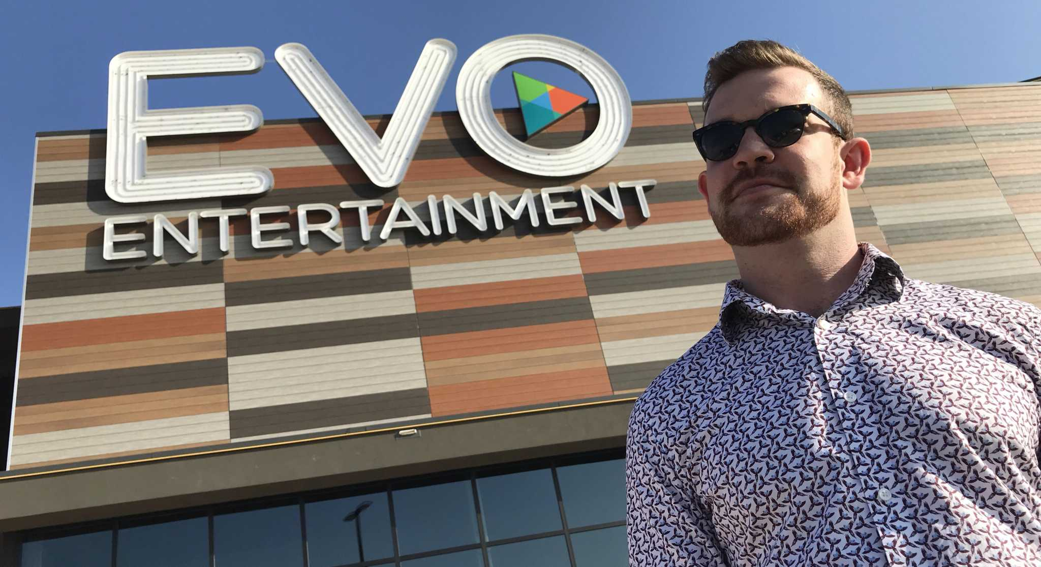 Mitchell Roberts, CEO of EVO Entertainment Group