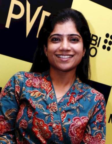 Deepa Menon - SVP, CSR (PVR NEST), PVR Cinemas