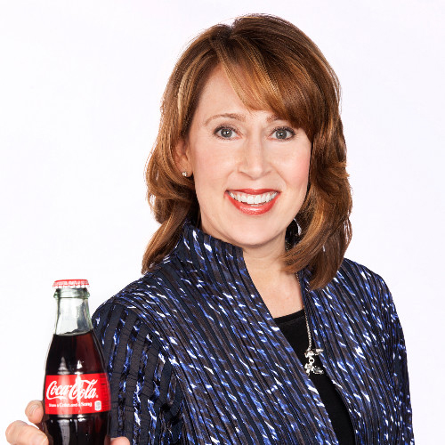 Krista Schulte - Global Vice President, Strategic Partnership Marketing, The Coca Cola Company