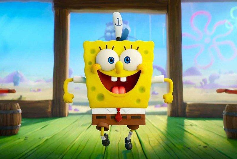 Viacomcbs Announces Exclusive Digital Release For The Spongebob Movie Sponge On The Run Celluloid Junkie