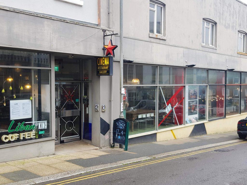 Kino Teatr in St. Leonards-on-Sea, UK