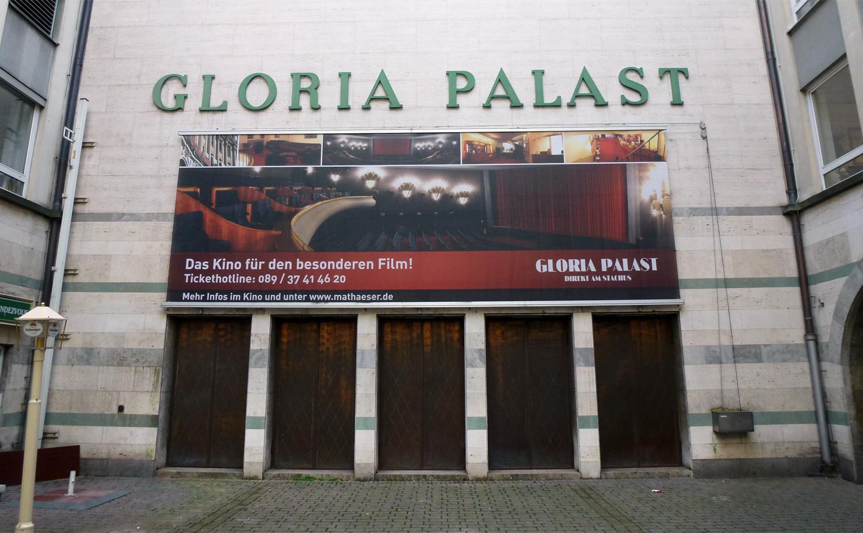 Gloria Palast in Munich, Germany