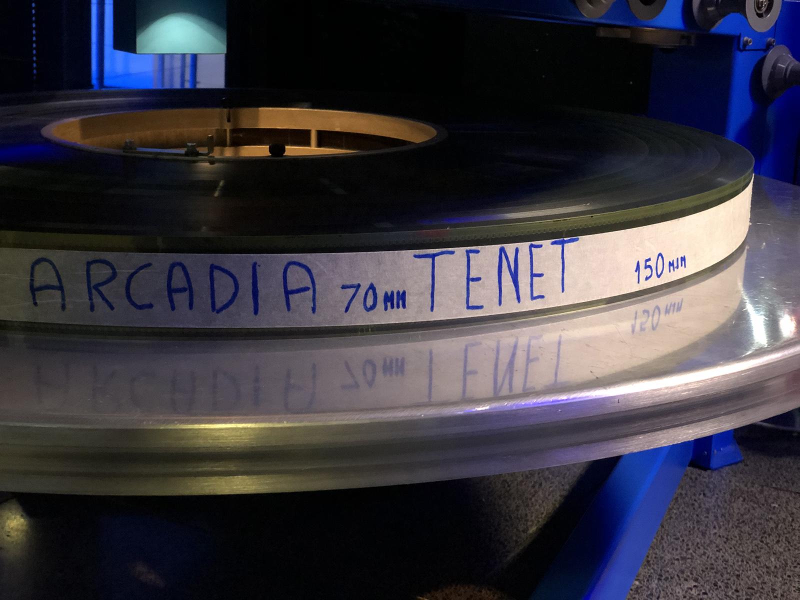 Arcadia Cinema in Melzo, Italy