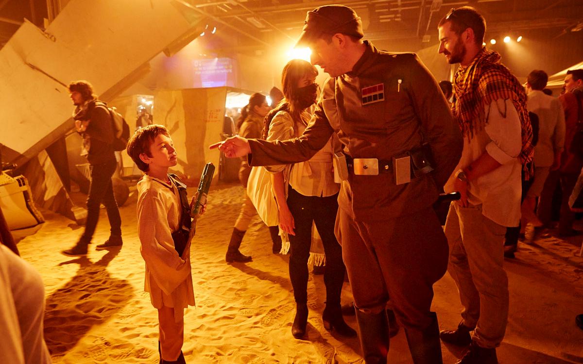 Secret Cinema - The Empire Strikes Back