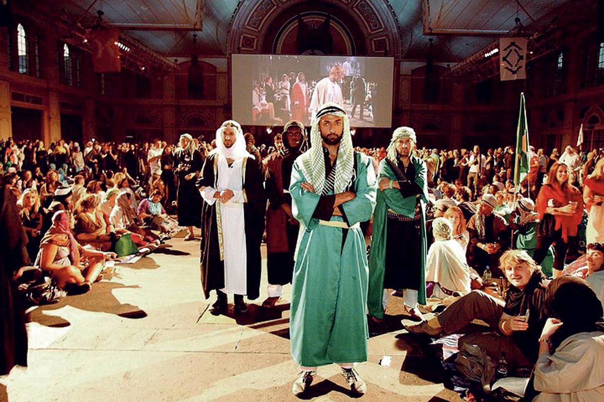 Secret Cinema - Lawrence of Arabia