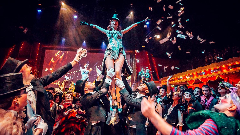 Secret Cinema - Moulin Rouge!