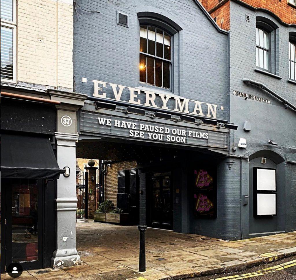 Everyman Cinemas Hampstead in London