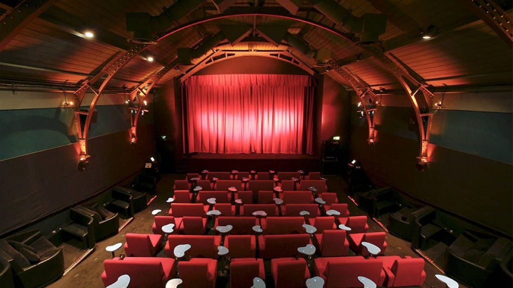 Everyman Cinema in London's Hampstead