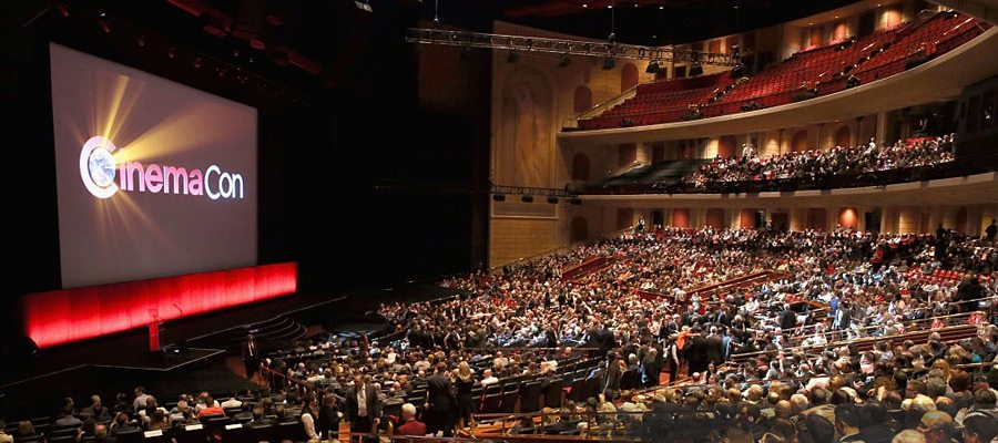 CinemaCon - Casears Palace