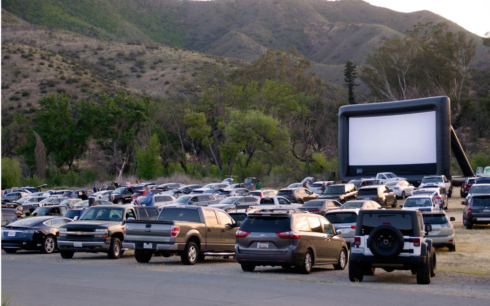 Paramount Ranch - SAMOfund Drive-In
