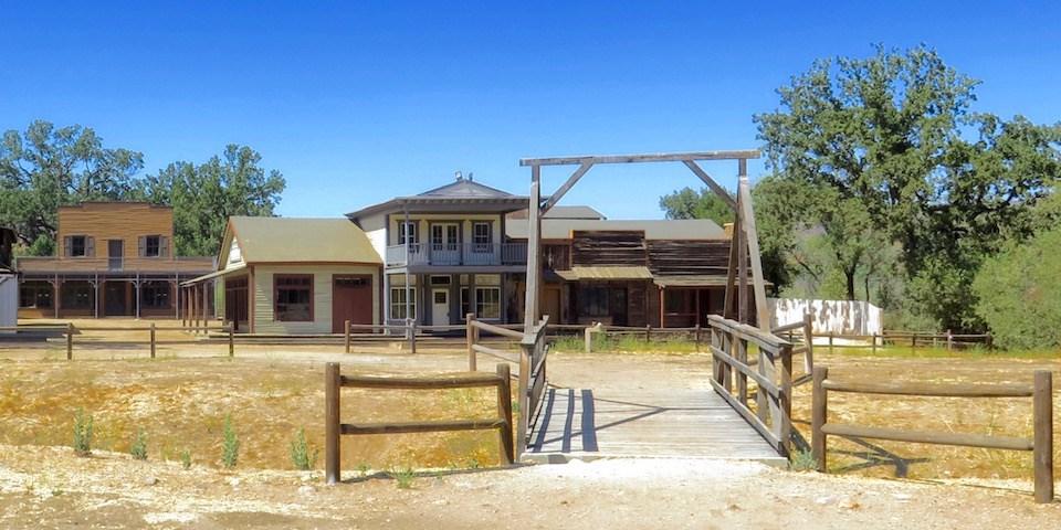 Paramount Ranch - National Park Service
