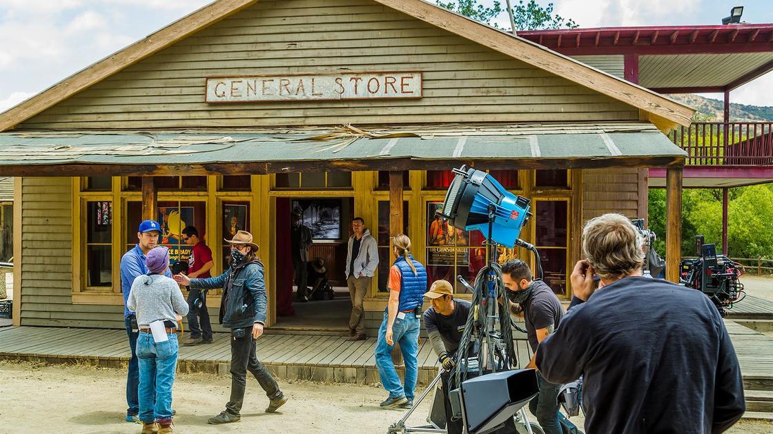 Paramount Ranch - Film Production