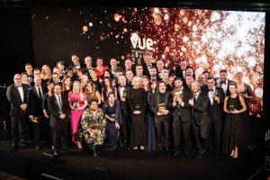 Vue International 2019 Awards Night, recognising staff achievements (credit: Vue Entertainment)