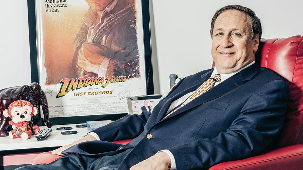 AMC Theatres Chairman and CEO Adam Aron