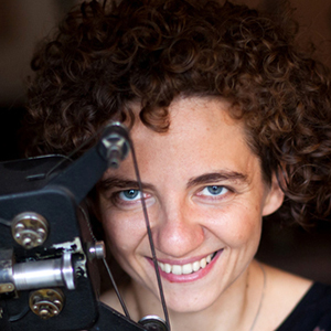 Marynia Gierat - Director, Kino Pod Baranami